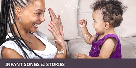Infant Songs & Stories via Zoom tickets