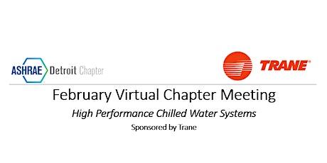 February 16th ASHRAE Virtual Event - Sponsored by Trane tickets