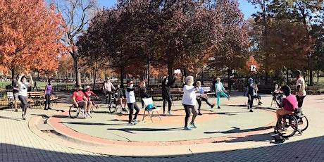 NYC Parks Virtual Adaptive Fitness Class tickets
