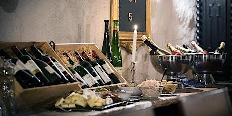 Ost och vinprovning Uppsala   Saluhallen Den 20 Februari tickets