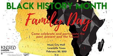 Black History Month Family Day tickets
