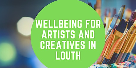 Wellbeing for Artists and Creatives Webinar tickets