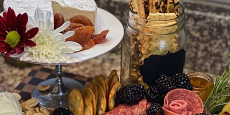 Mountain Brook Vineyards Charcuterie Board Building Class and Wine Pairing tickets