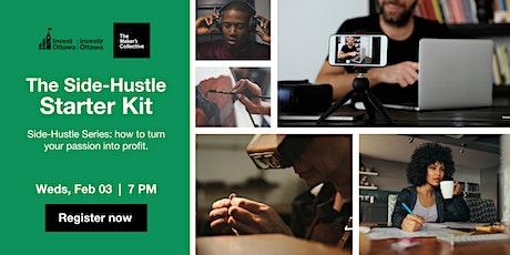The Side Hustle Starter Kit tickets