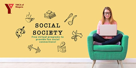 YMCA Social Society - Book Club tickets
