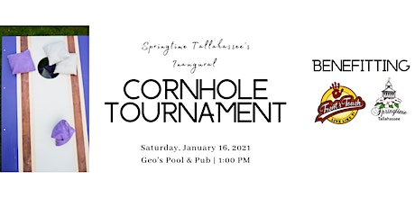 Springtime Tallahassee Inaugural Cornhole Tournament tickets