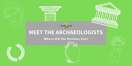 Ancient Homes: Where did the Romans live? (FAMILY FRIENDLY) tickets