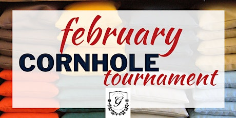 February Cornhole Tournament tickets