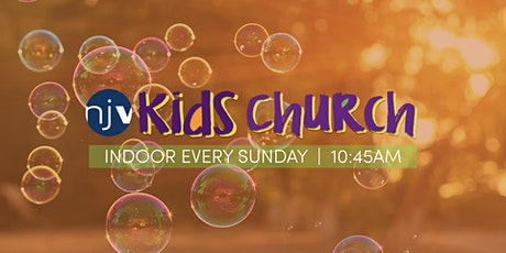Kids Church Tickets (Sun., Jan.24, 2021) tickets