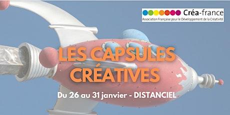 Les Capsules Créatives billets