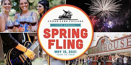 Spring Fling 2021 tickets