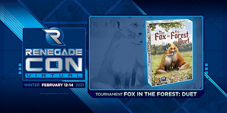 Tournament: Fox in the Forest: Duet tickets