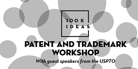 Patent and Trademark Workshop tickets