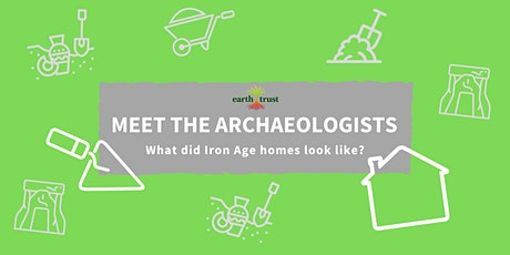 Ancient Homes: What did Iron Age homes look like? (FAMILY FRIENDLY) tickets