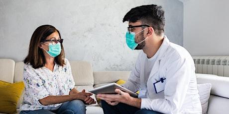 Nursing a Pandemic: Mental Health tickets