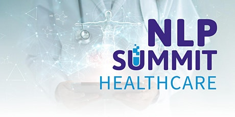 Healthcare NLP Summit tickets