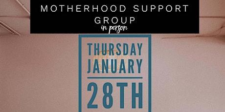 MEM Motherhood Peer Support Group tickets