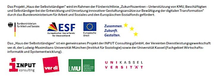"""Digitales Forum #2 """" Genossenschaften damals und heute """": Bild"""