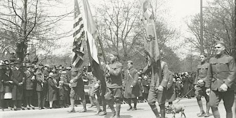 Connecticut's Role in World War I - Virtual Talk tickets