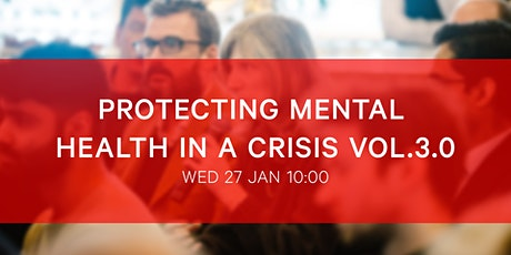 BIMA Hangout | Protecting Mental Health in a Crisis Vol.3.0 tickets