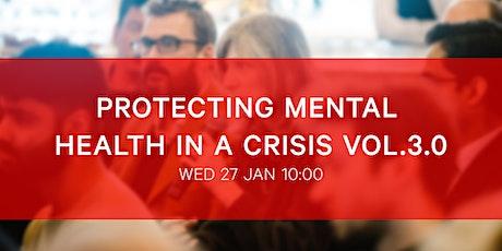 BIMA Hangout | Protecting Mental Health in a Crisis Vol.3.0 tickets