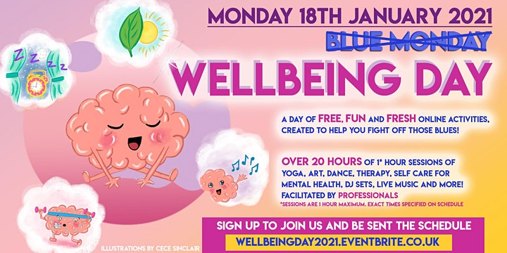 Wellbeing Day image