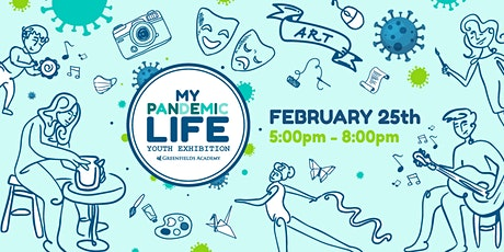 My Pandemic Life - Virtual Youth Expo tickets