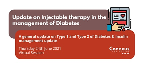 Update on Injectable therapy in the management of Diabetes tickets