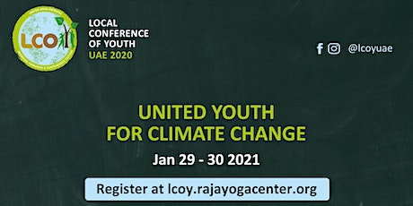 LOCAL CONFERENCE OF YOUTH - UAE 2020 tickets