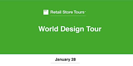 World Retail Design Tour tickets