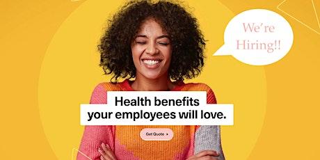 Sana Benefits Virtual Job Fair tickets