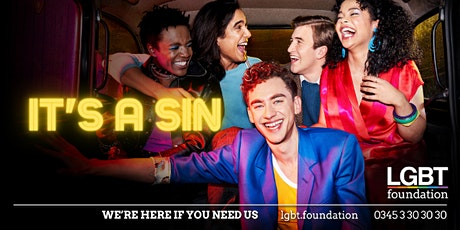 It's A Sin - Community Reflection Group tickets