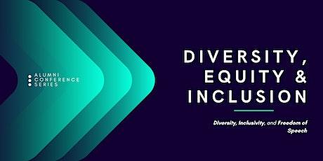 Diversity, Inclusivity, and Freedom of Speech - Mar 31 tickets