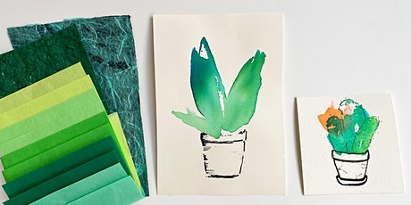 Online-Workshop | Pflanzen-Illustration | Für Erwachsene ab 16 Jahren Tickets