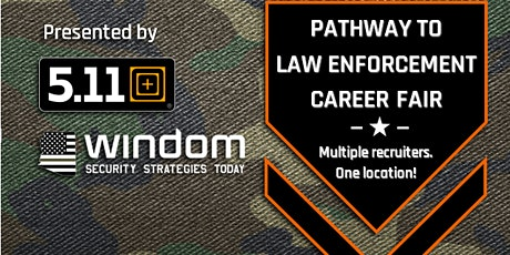 Pathway to Law Enforcement Career Fair tickets