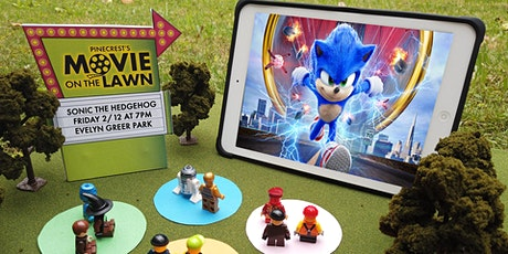 Movies on the Lawn presents Sonic The Hedgehog tickets