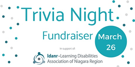 LDANR's Virtual Trivia Night Fundraiser! tickets