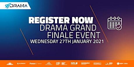 DRAMA Grand Finale tickets