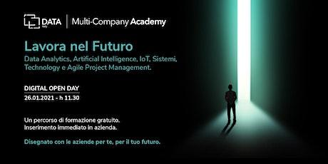 Open Day Data Italy Multi-Company Academy biglietti