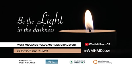 West Midlands Holocaust Memorial Event tickets