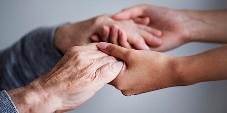 Caregiver Support Network webinar  tickets