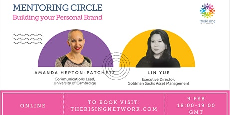 Mentoring Circle: Building your Personal Brand tickets