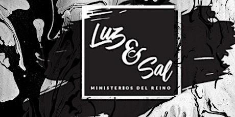 """Luz y Sal """"All Inclusive"""" 15 de Enero 2021 boletos"""
