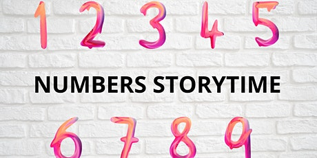 Numbers Storytime at Burleson City Hall tickets