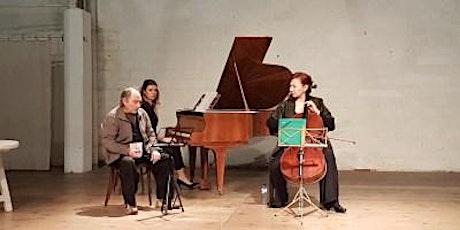 Online Concert trio Les Misérables tickets