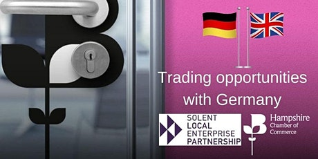Trading Opportunities with Germany tickets