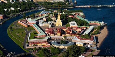 Interactive Virtual Tour around Saint Petersburg's Peter and Paul Fortress tickets
