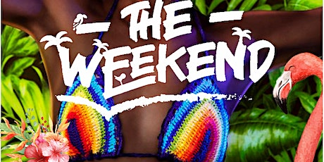 The Weekend tickets