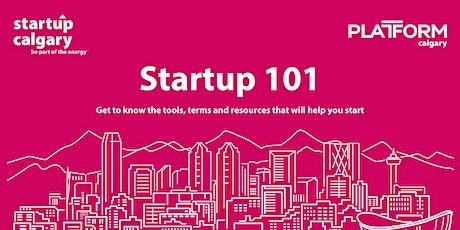 Startup 101 tickets