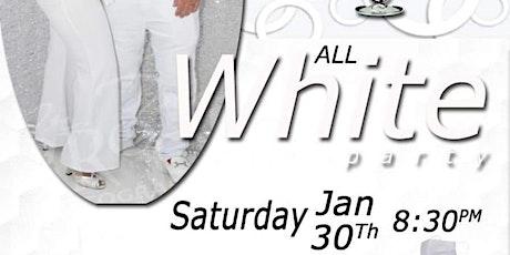 Salsa Midnight Harmony Gala - All White Party tickets